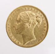 Sovereign 1874S GVF