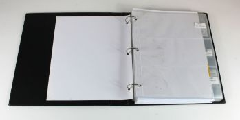 Banknote albums (6), good quality albums with with sleeves and dividers, used but well cared for
