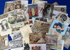 Postcards, Advertising, a selection of approx. 50 mostly UK product advertising cards inc. White