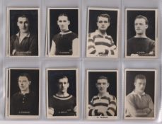 Trade cards, Gem Library Footballers Special Action Photo (set, 15 cards) & Thomson Footballers -