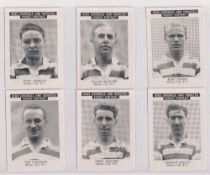 Trade cards, News Chronicle, Footballers, Stoke City FC (set, 15 cards) (vg)