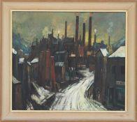 Jean-Pierre Thilmany (1904-1996)Artiste peintre luxembourgeois, membre du CALHuile sur isorel