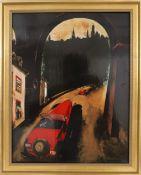 Joseph Kutter (1894-1941) par V&BArtiste peintre expressionniste luxembourgeoisReproduction sur