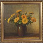 Alo Bové (1906-1977)Artiste peintre et architecte d'intérieur luxembourgeois, membre du CALHuile sur