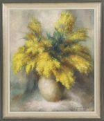 Carin Meyers-Urban (1899-1960)Artiste peintre luxembourgeoise, membre du CALHuile sur toile encadrée