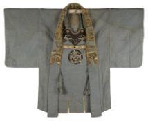 Japanese Antique Textile Fireman's Coat & Apron – Edo period