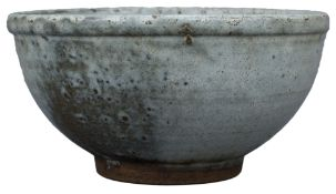 A Rare Large Chinese Jun type Glazed Bowl – Song / Yuan Dynasty