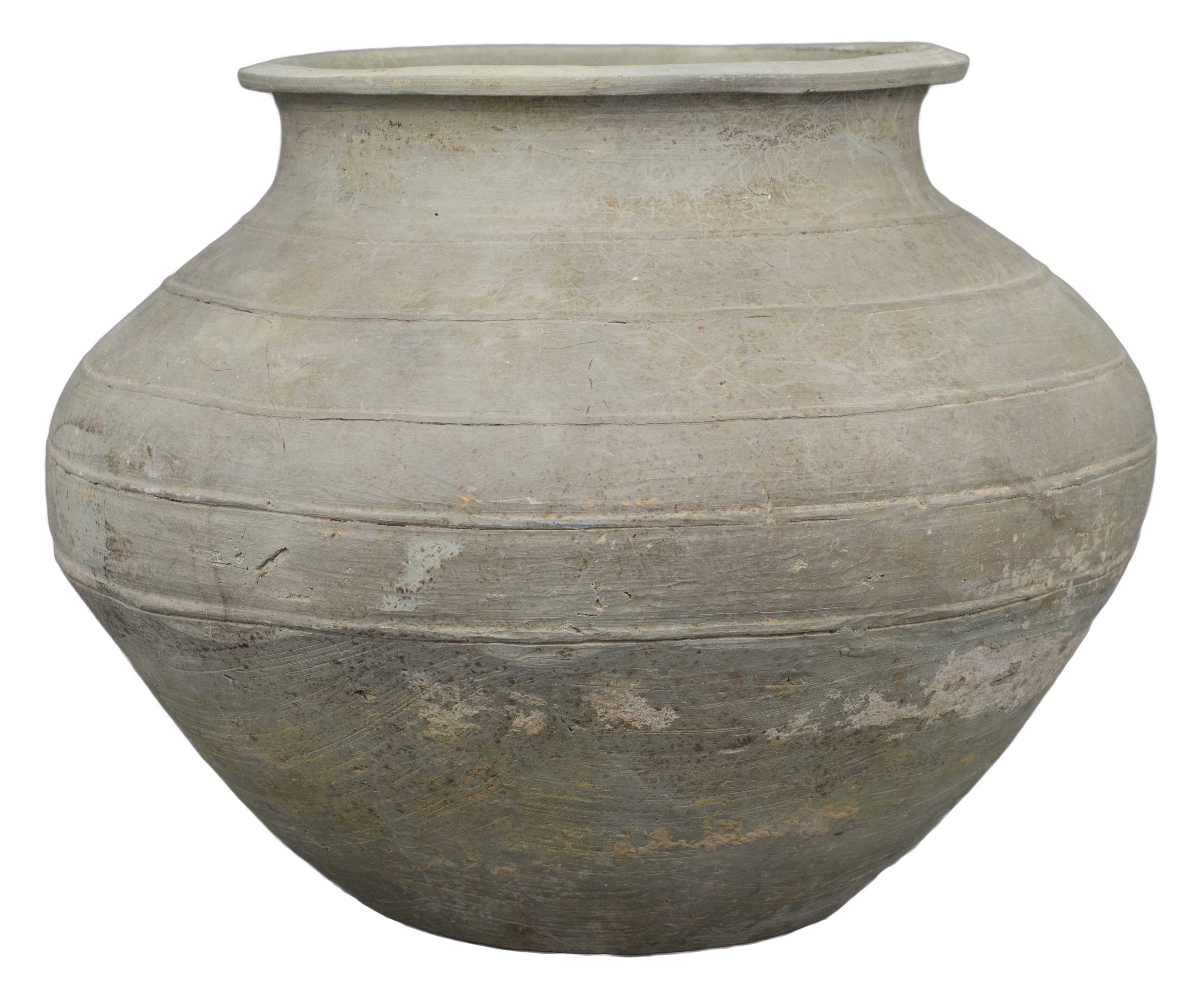 Lot 57 - A Fine Chinese Warring States Pottery Jar (475 – 221 BC)