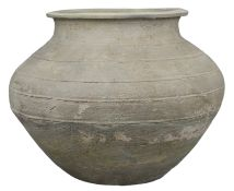 A Fine Chinese Warring States Pottery Jar (475 – 221 BC)