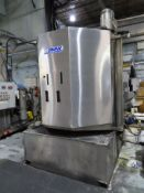 Precision Metals Works Heated Parts Washer