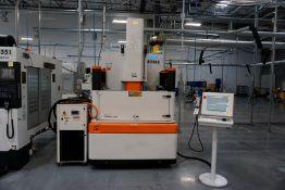 2017, AgieCharmilles Form E600 CNC Die Sinking EDM, Charmilles GF EDM Form XO Control