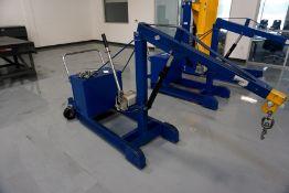 Vestil m/n CBFC -500 Hydraulic Boom Lift