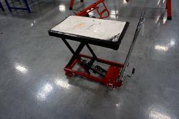Uline 330 lbs Lift Table