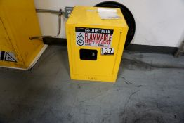 Just Right Flammable Storage Cabinet