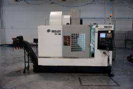 2018, Feeler VB1100 Vertical Machining Center, Fanuc Series Oi-MF Control, 2656 Hrs *4th Axis Ready*