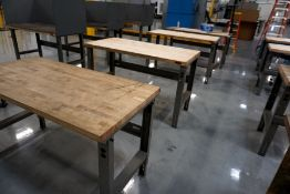 Global Maple Top Work Benches