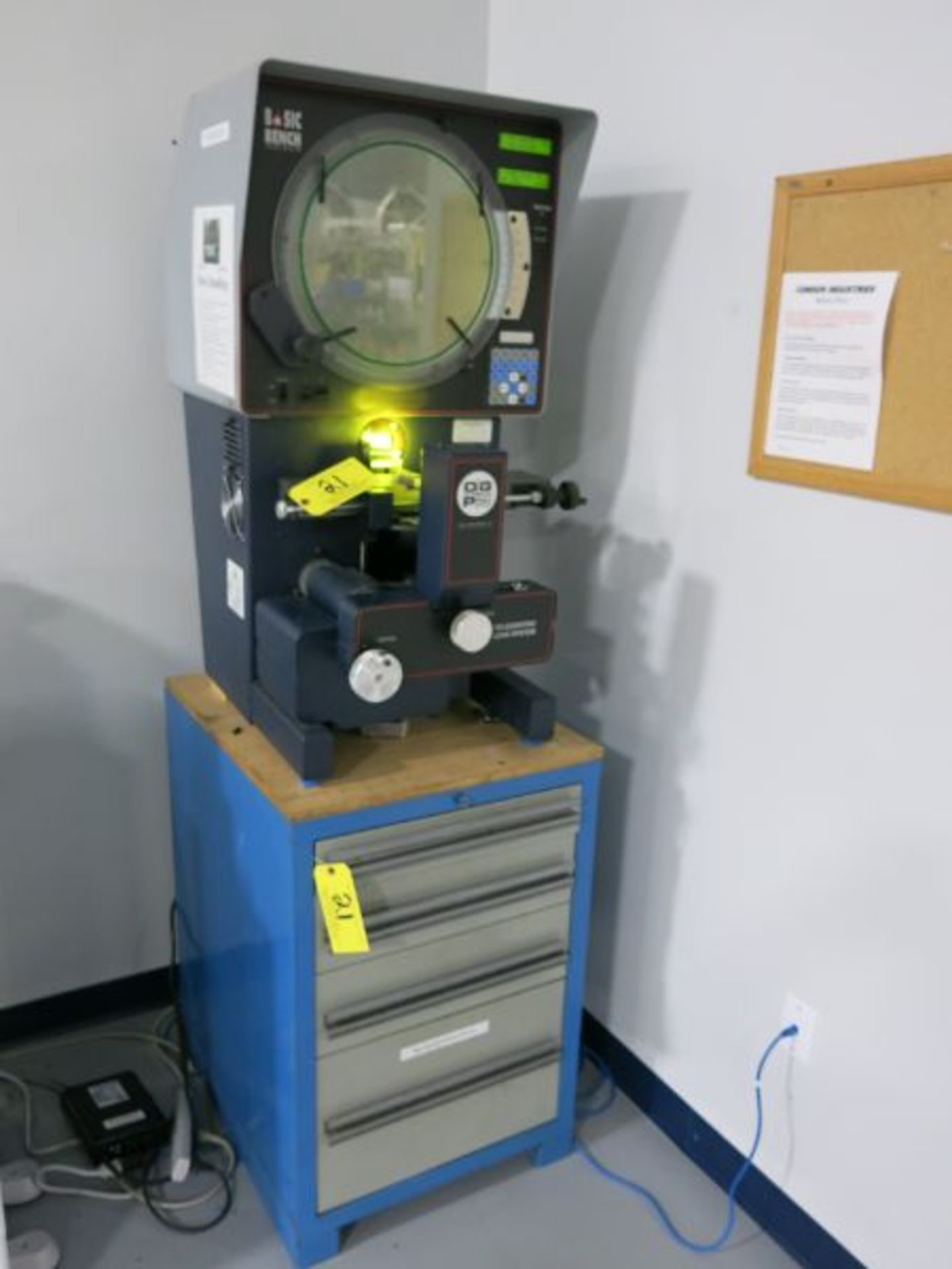 Optical Gaging Products Optical Comparator - Image 4 of 4