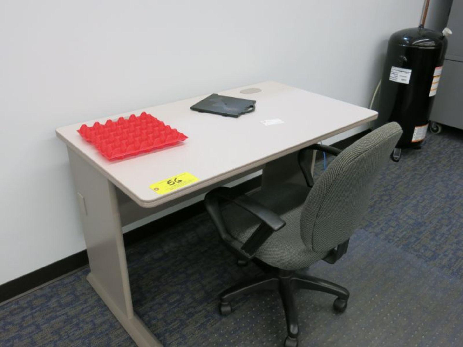 (4) Desks Including: - Image 3 of 3