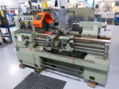 "2010 Hwacheon 18"" x 40"" Lathe Model HL460"