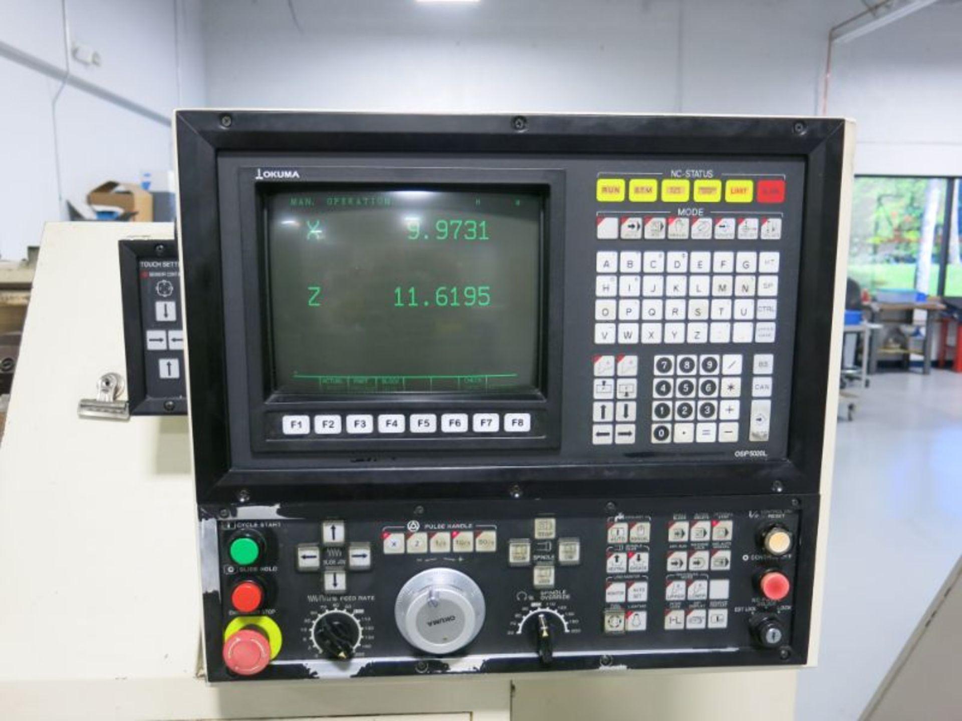 1997 Okuma Cadet LNC8 CNC Turning Center - Image 6 of 7