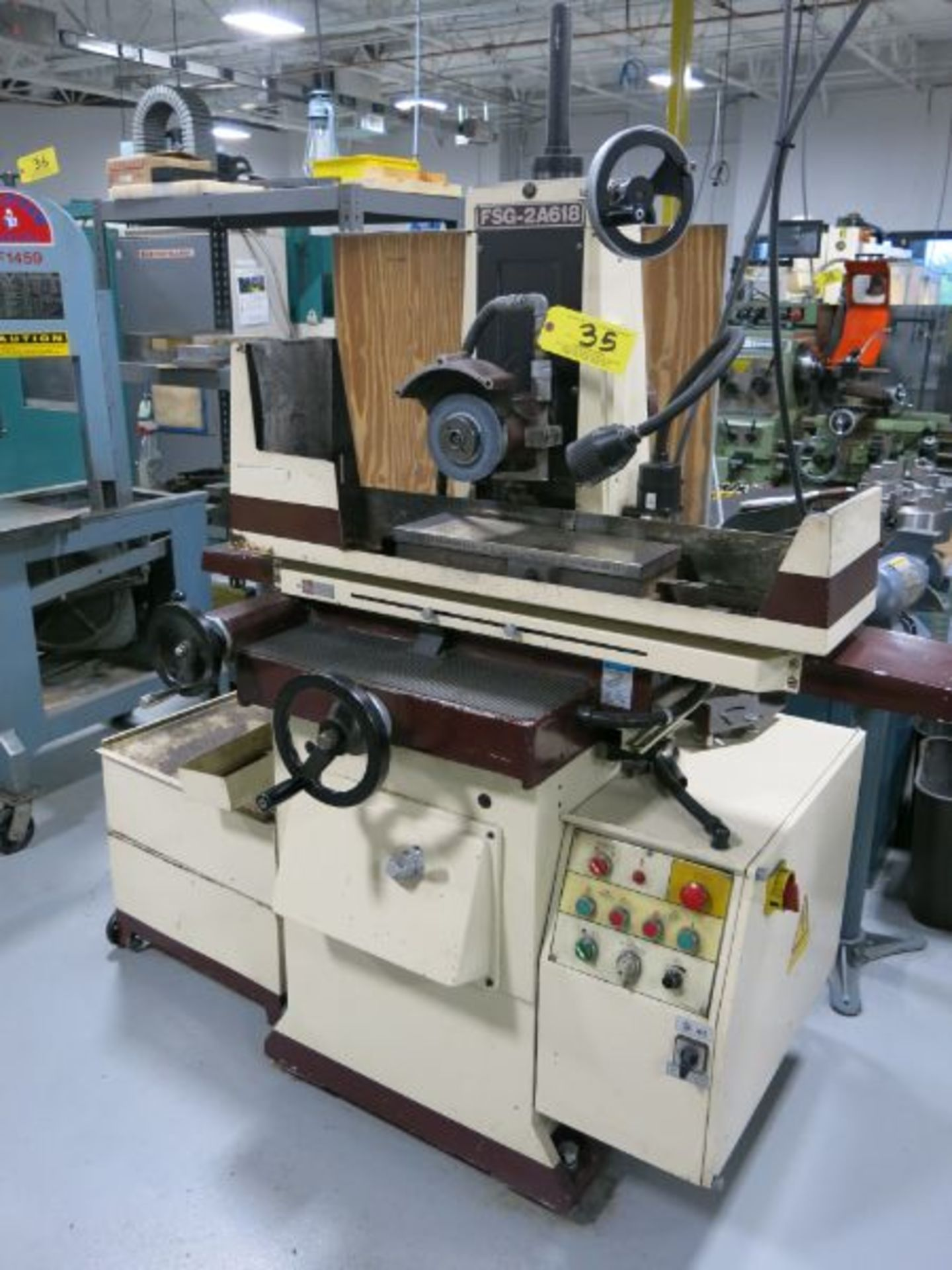 1998 Chevalier/Falcon Surface Grinder