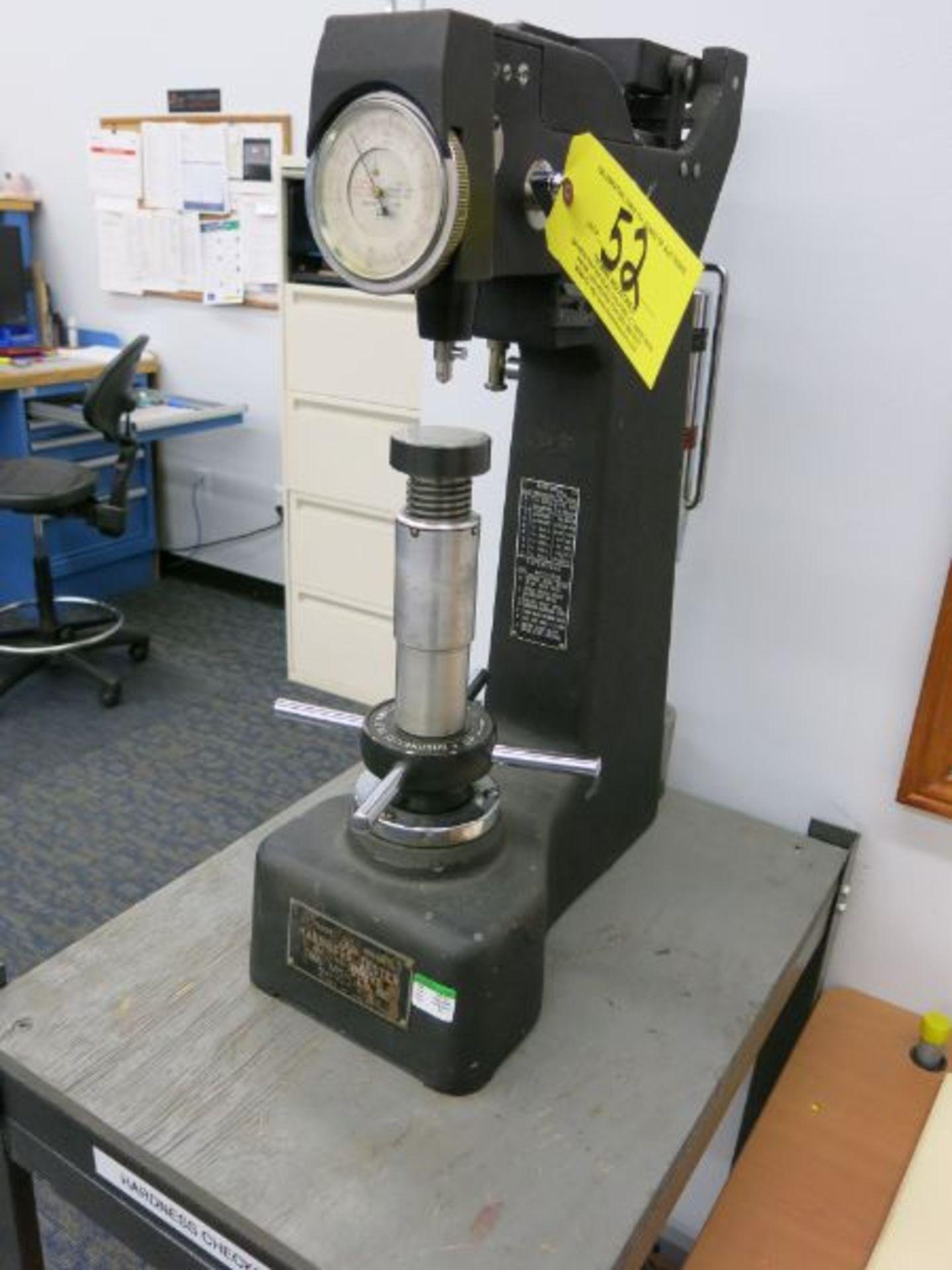 Trademark Hardness Tester