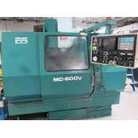 Matsuura MC-600V CNC VMC