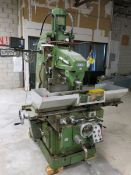 OKK Horizontal Milling Machine Model MH-2P