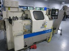 1997 Okuma Cadet LNC8 CNC Turning Center
