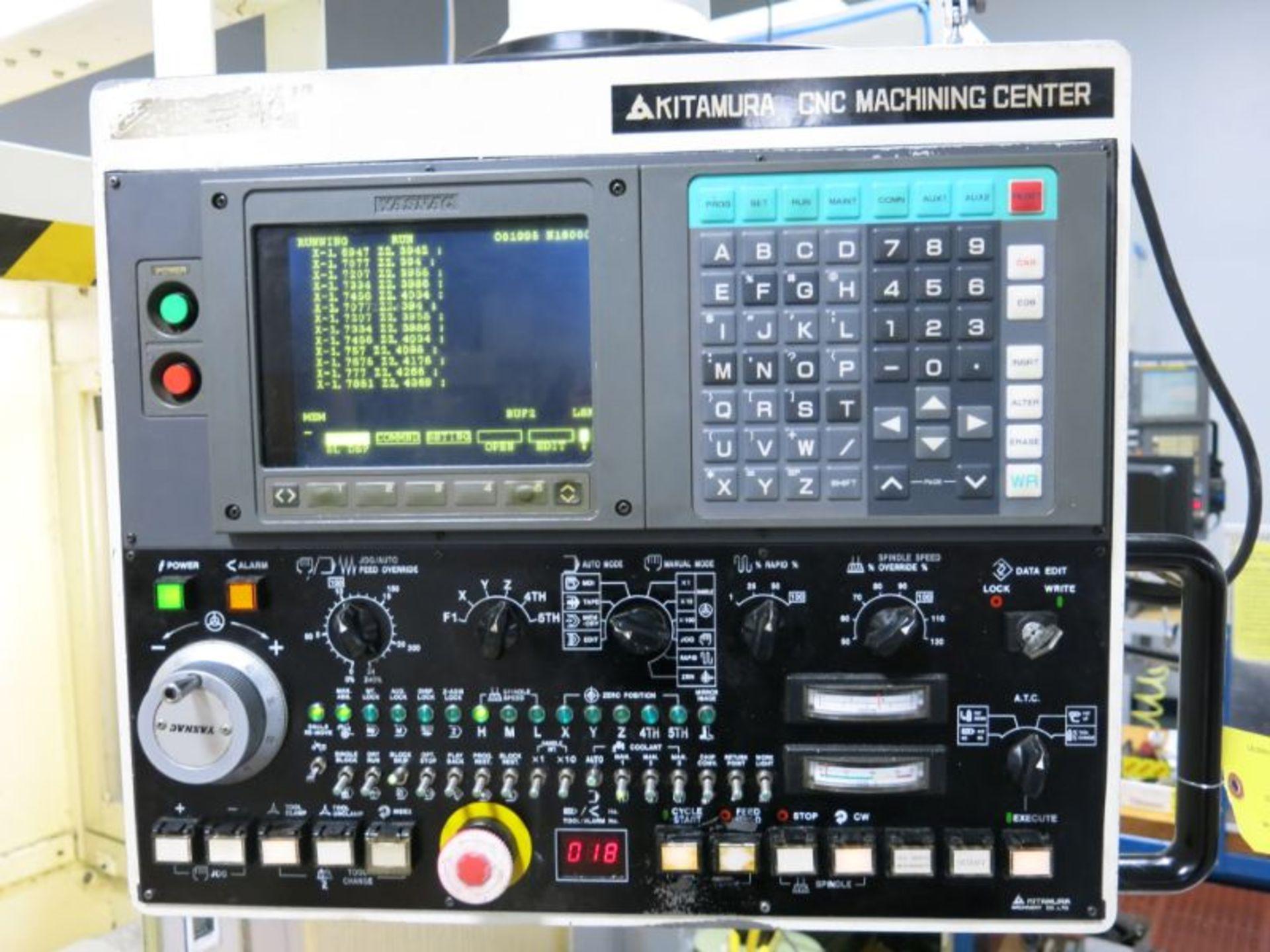 1998 Kitamura Mycenter 3X CNC VMC - Image 5 of 6