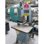 2005 Roll-In Vertical Metal Cutting Band Saw