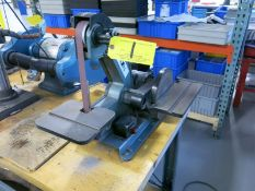 "Wilton 1"" Belt / 8"" Disc Grinder Model 4002"