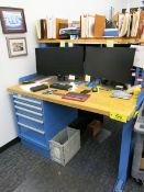 Lista 5-Drawer Work Bench