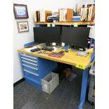 Lista 5-Drawer Work Bench