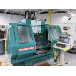 1991 Matsuura MC-760VX-DC Twin Spindle CNC VMC