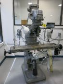 Bridgeport Series I, 2 HP Vertical Milling Machine
