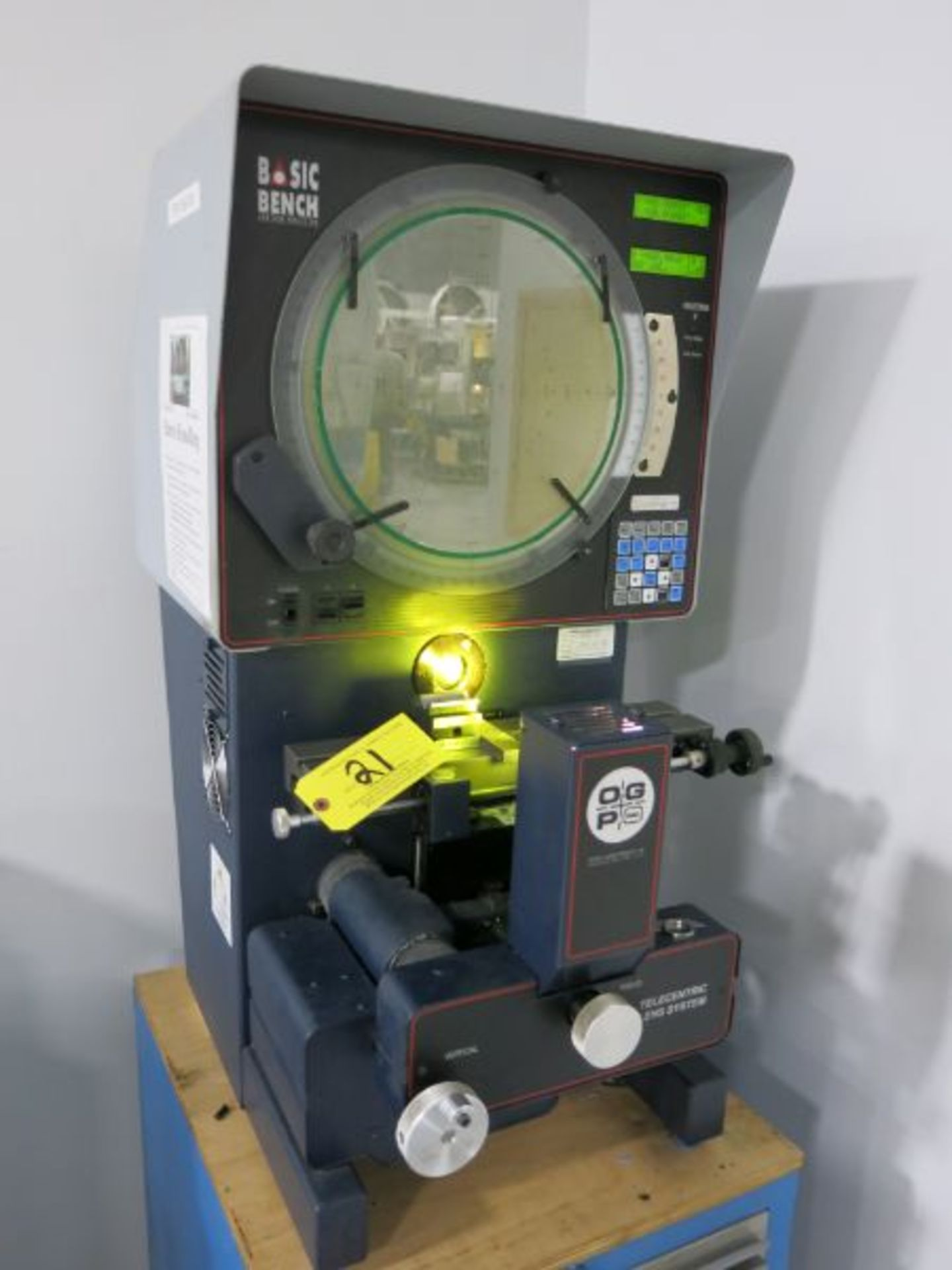 Optical Gaging Products Optical Comparator