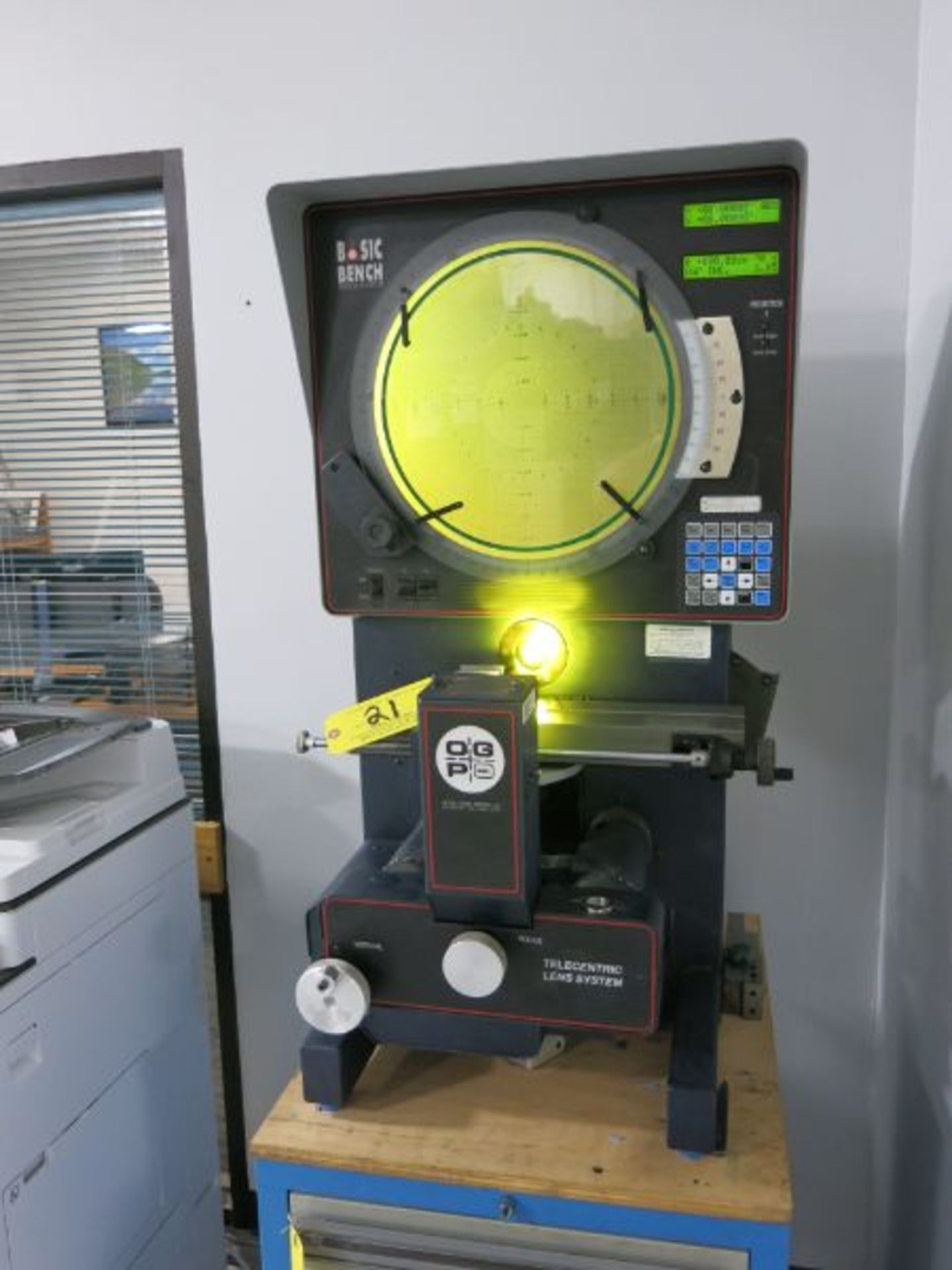 Optical Gaging Products Optical Comparator - Image 2 of 4