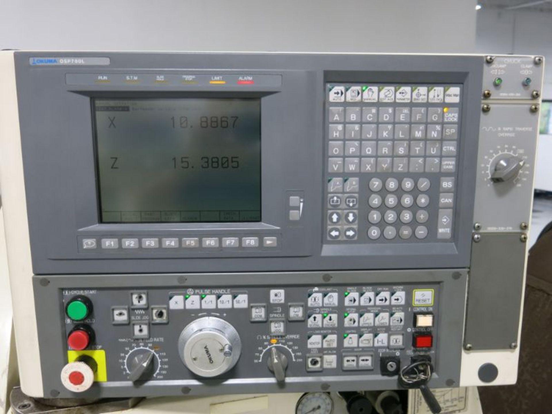 1998 Okuma 762E Crown CNC Turning Center - Image 4 of 5