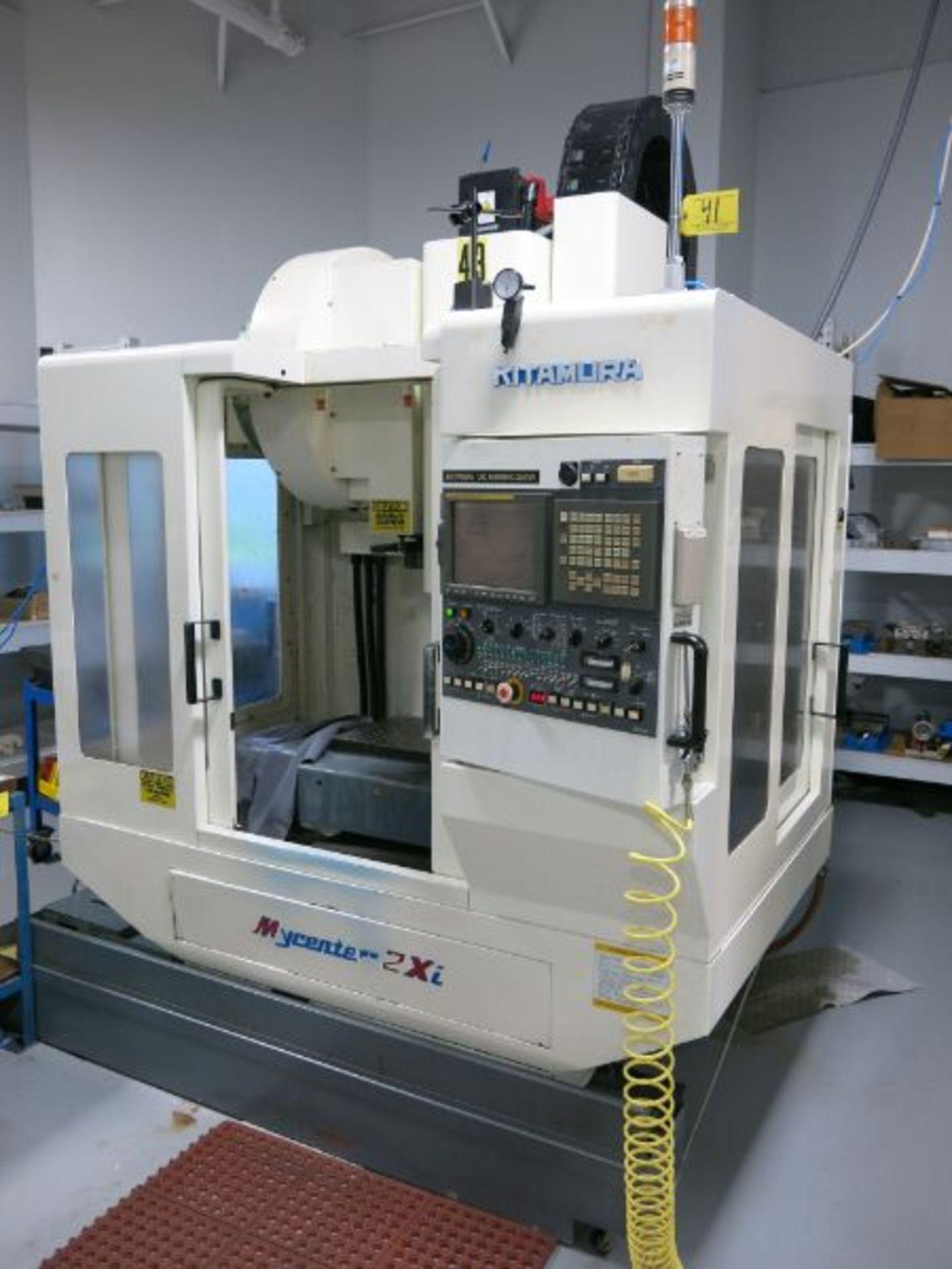 2001 Kitamura Mycenter 2XI CNC VMC
