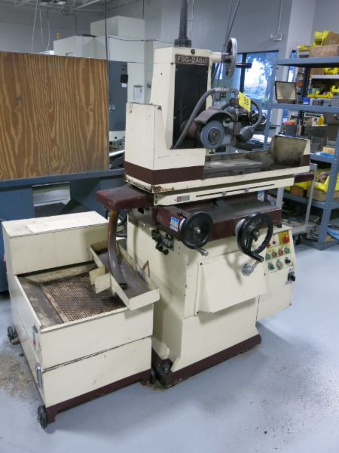 1998 Chevalier/Falcon Surface Grinder - Image 2 of 4