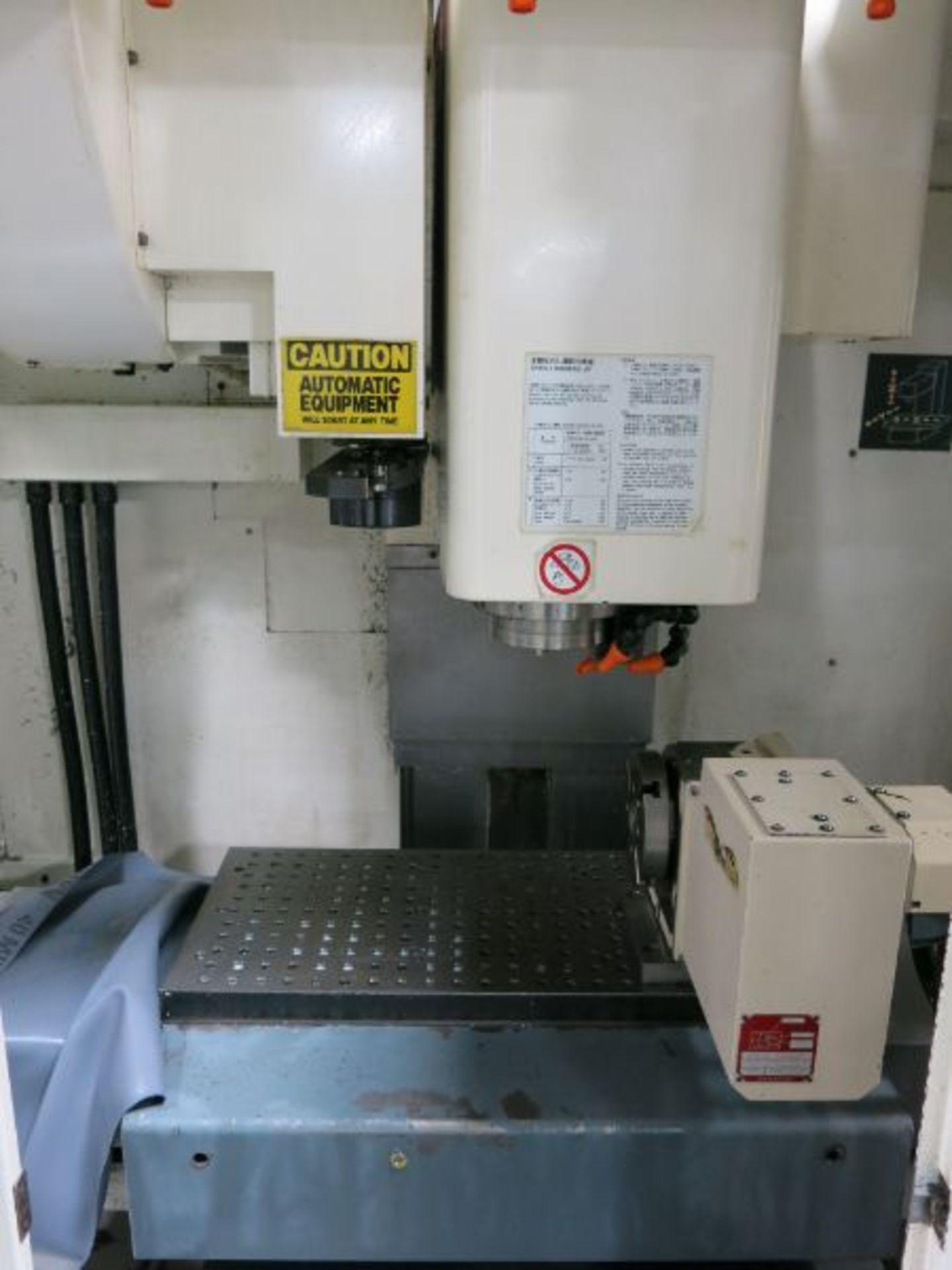 2001 Kitamura Mycenter 2XI CNC VMC - Image 2 of 5