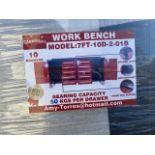 New Work Bench Located Odessa