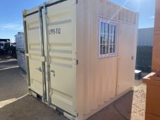 Small Container Located Odessa