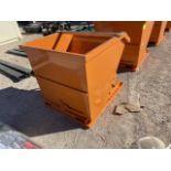 Skid Steer Dumpster Located Odessa