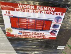New Workbench Located Odessa