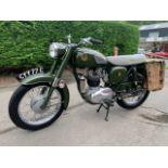 1965 BSA B40 350