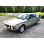 1984 BMW 735i E23