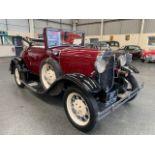 1930 Ford Model A Tourer