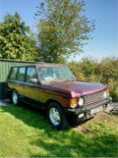 1993 Range Rover Vogue 300 TDi *Project*